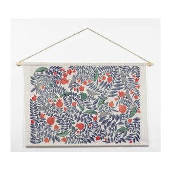 Tapiserie bumbac Surdic Flowers, 60 x 90 cm imagine