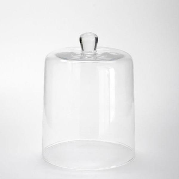 Skleněný poklop Cylinder, 17,5x23,5 cm