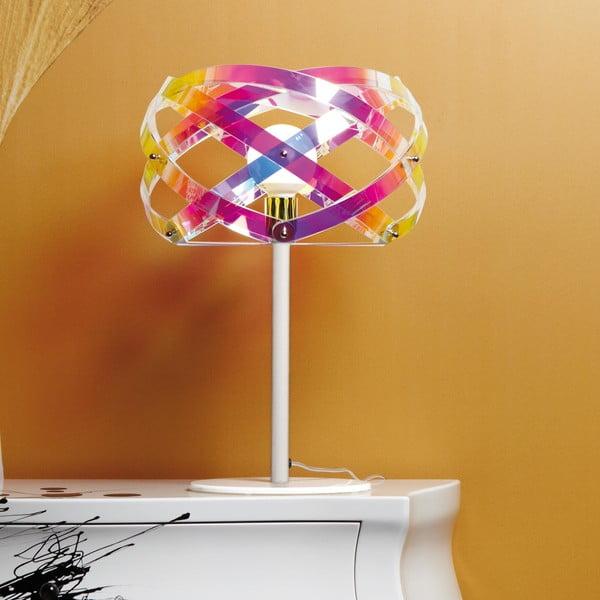 Stolní lampa Nuclea, flash