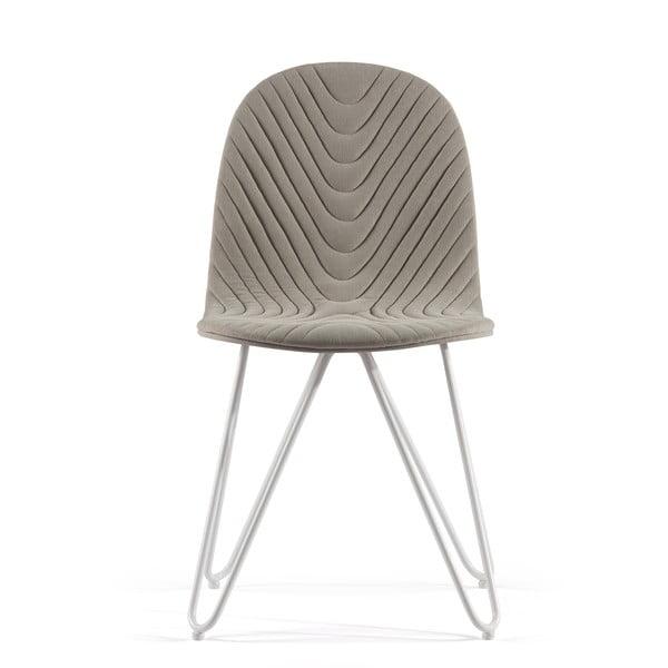 Židle Mannequin C, šedá