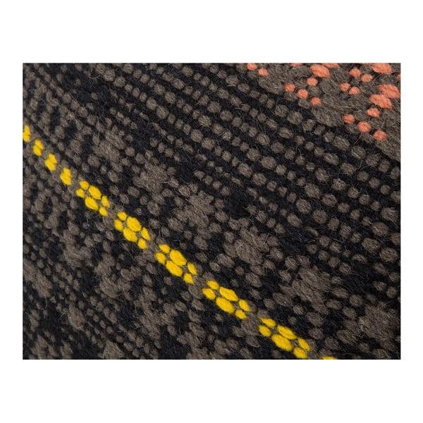 Vzorovaný polštář s výplní Zuiver Salmon, 50x50cm