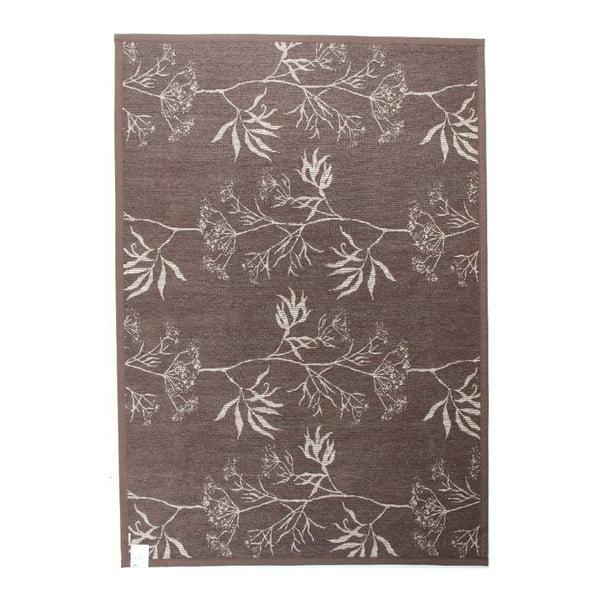 Koberec NW Brown Pattern, 80x200 cm