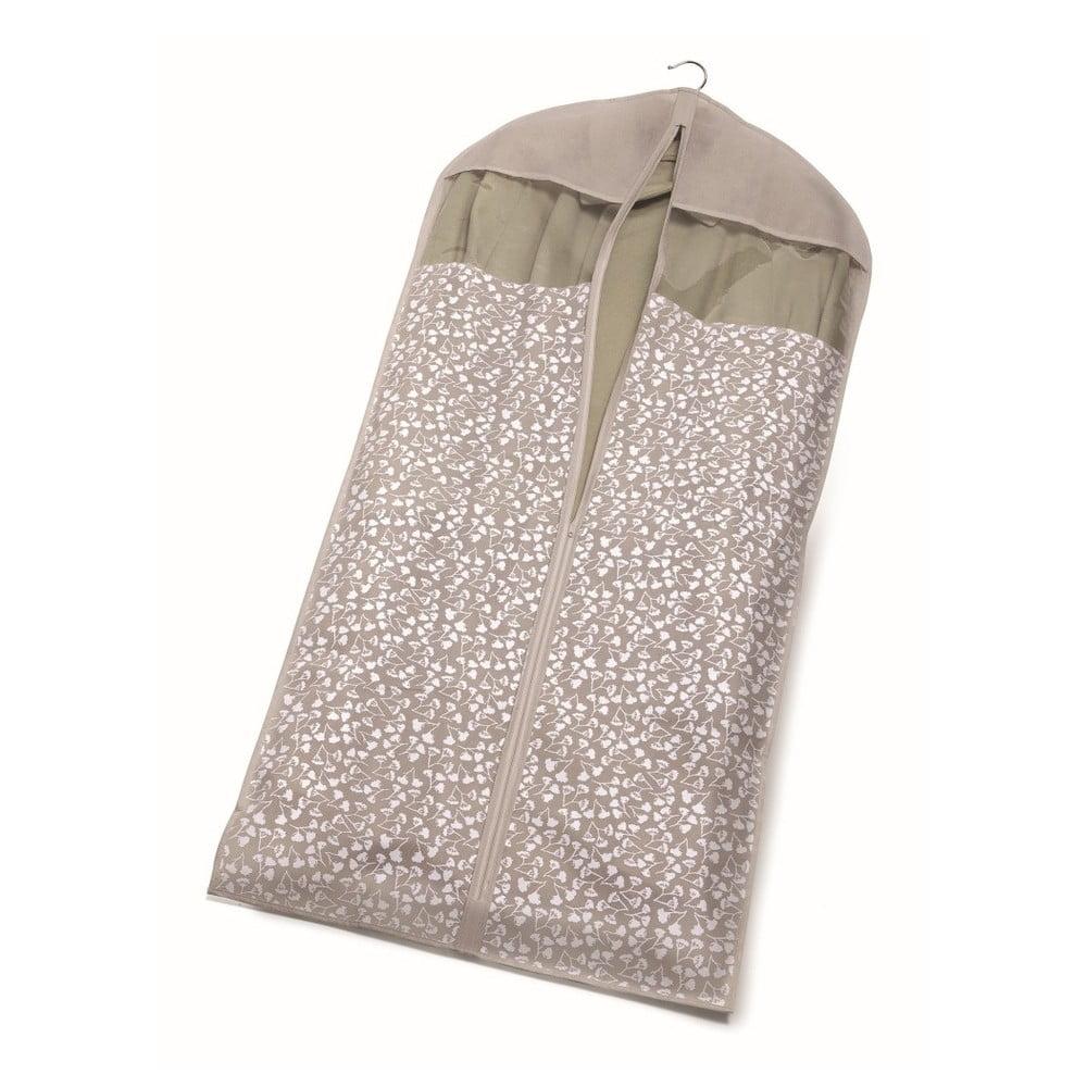 Hnědý vak na oblečení Cosatto Bocquet, délka 137 cm