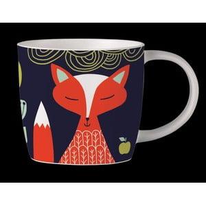 Hrnek z kostního porcelánu Folkland Foxy