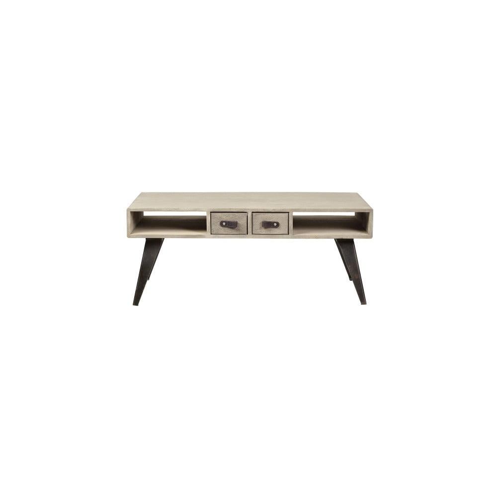 Konferenční stolek z masivního mangového dřeva Woodjam Rodeo, šířka 99,5 cm