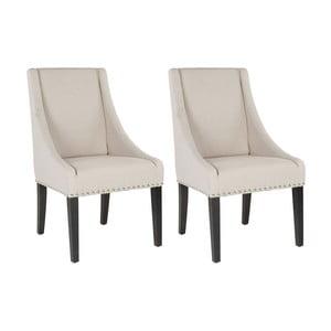 Sada 2 židlí Scarlett