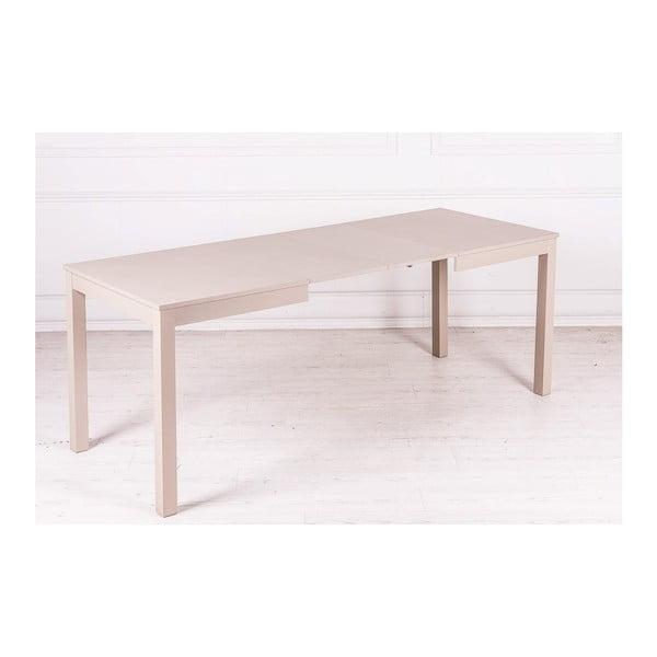 Hnědý jídelní stůl Design Twist Kaedi