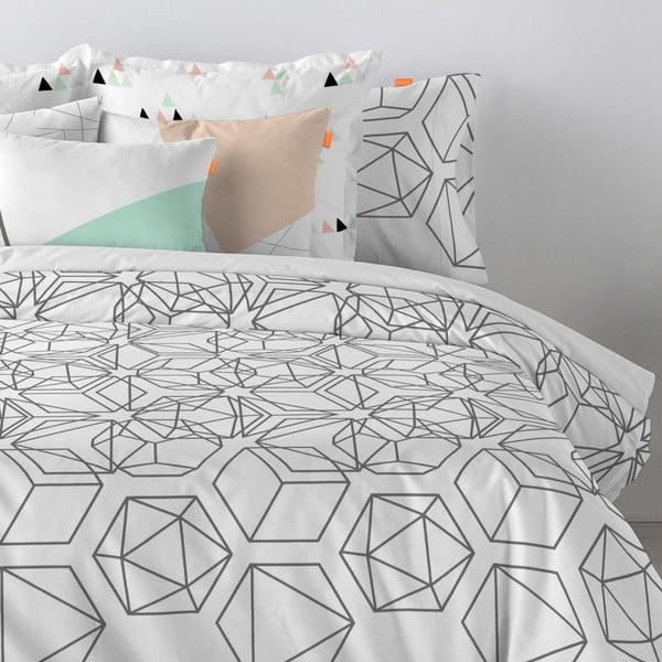 Bavlněný povlak na polštář Blanc Jewel, 60x60cm