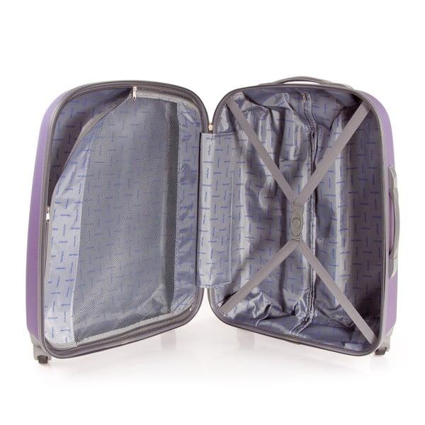 Set 3 cestovních kufrů Tempo Antracita