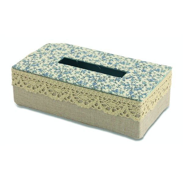 Krabička na kapesníky Flora