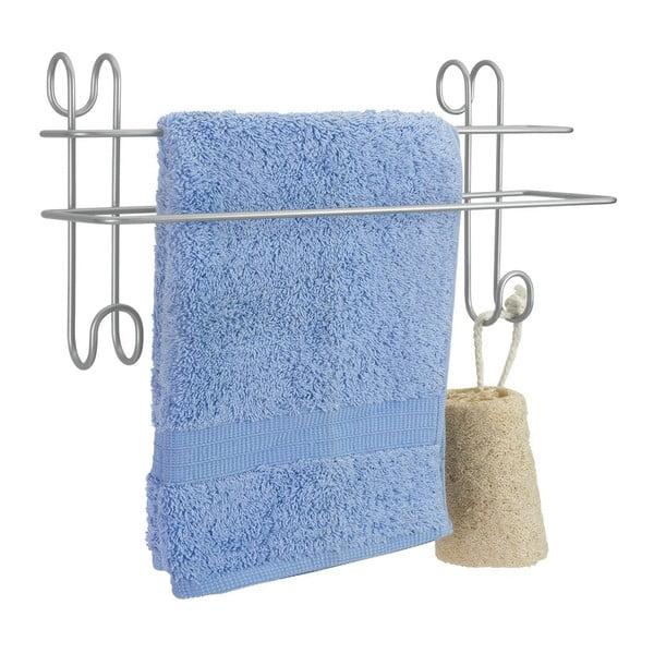 Věšák k zavěšení do sprchy nebo radiátor Metaltex Oasis