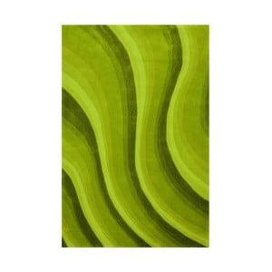 Koberec Casablanca 140x200 cm, zelené odstíny
