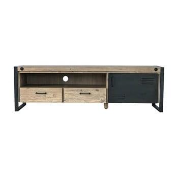 Comodă TV din lemn de salcâm Sømcasa Boston de la sømcasa