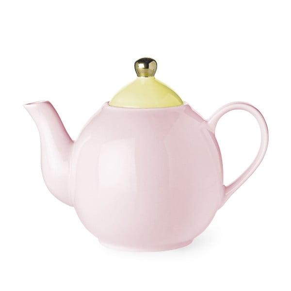Keramická konvice Pink Lemon, 1 l