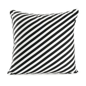 Pernă Diagonal Stripe, 50 x 50 cm