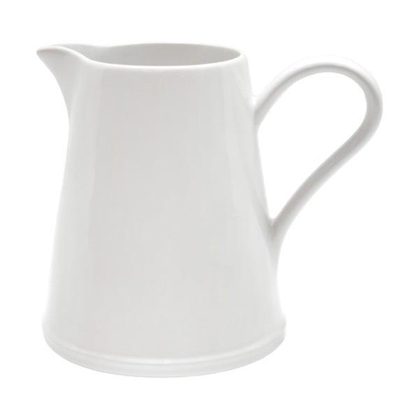 Bílý keramický džbán Costa Nova Astoria, 2,18l