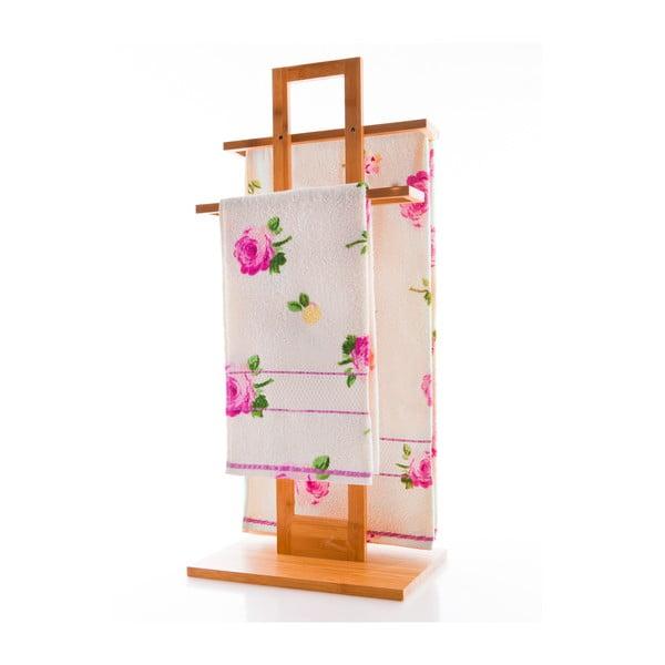 Ručník Ceylin Pink, 70x140 cm