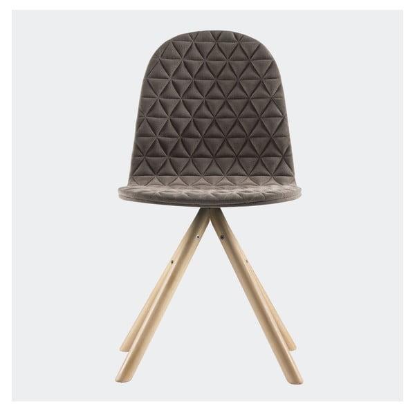 Židle Mannequin, šedá