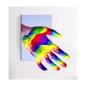 Nástěnný 3D obraz Mosticx Freedom, 40 x 60 cm