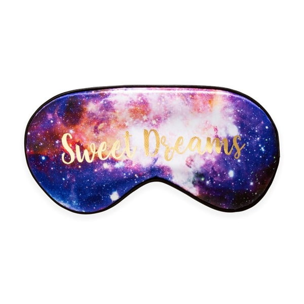 Opaska na oczy do spania Kikkerland Sweet Dreams