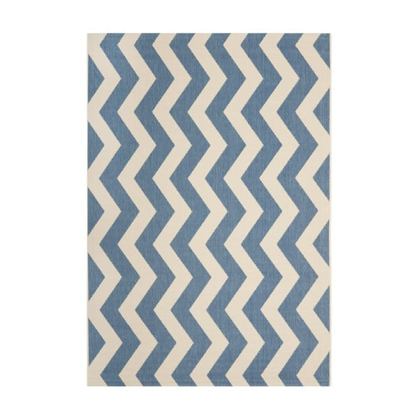Amalfi Blue beltéri/kültéri szőnyeg, 289 x 200 cm - Safavieh