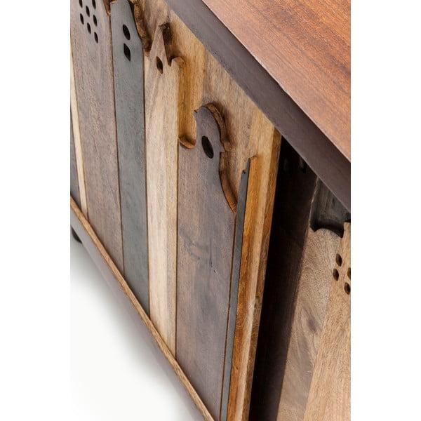 Komoda z mangového dřeva Kare Design Skyline