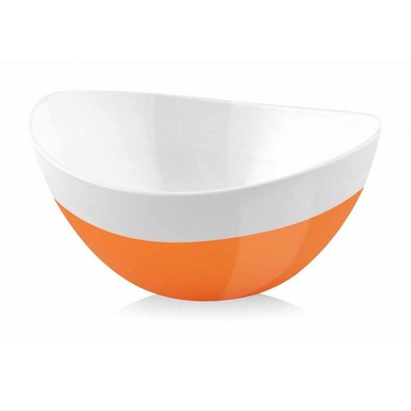 Mísa Livio, 15 cm, oranžová