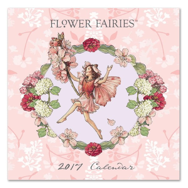 Kalendář Portico Designs Flower Fairies SQ