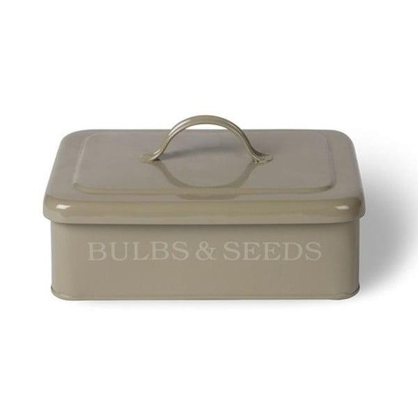 Box na cibulky a semínka