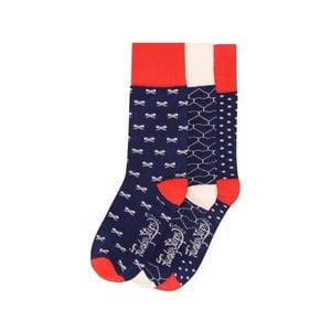 Sada 3 párů barevných ponožek Funky Steps Bloom, vel. 35-39