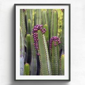 Obraz v dřevěném rámu HF Living Remedios, 50 x 70 cm
