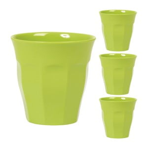 Hrnky Cup Green, 3 ks