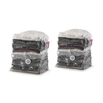 Set 2 saci cu vid pentru haine Compactor Compact Express, 20 x 30 x 50 cm imagine