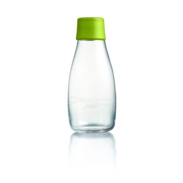 Zielona butelka ze szkła ReTap z dożywotnią gwarancją, 300 ml