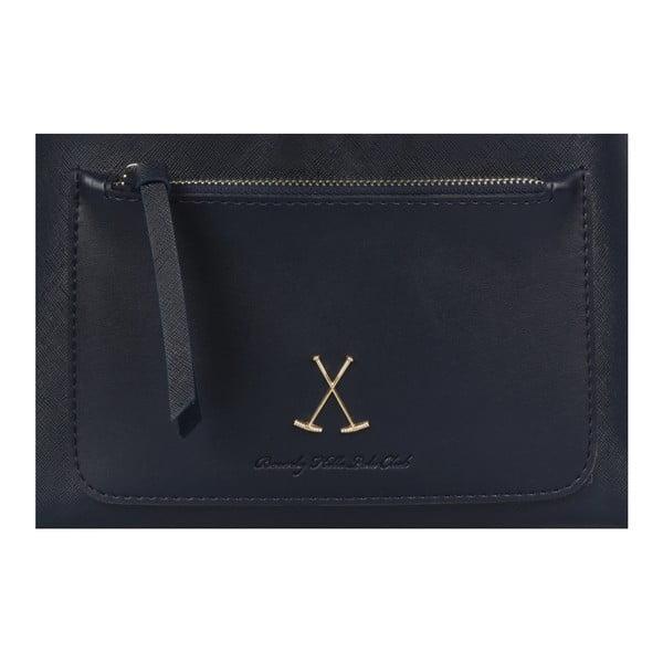 Tmavě modrý batoh Beverly Hills Polo Club Fran