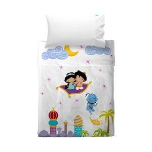 Dětský povlak na polštář a přehoz Mr. Fox Aladdin, 120x180 cm