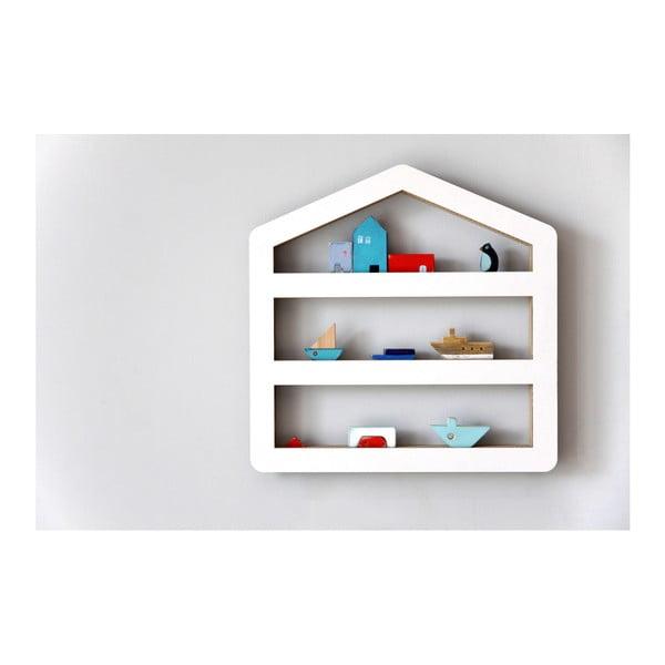 Polička Unlimited Design for kids Domek