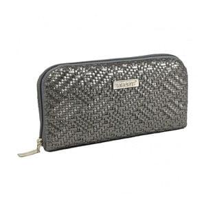 Šedá peněženka Dara bags Wally No.7