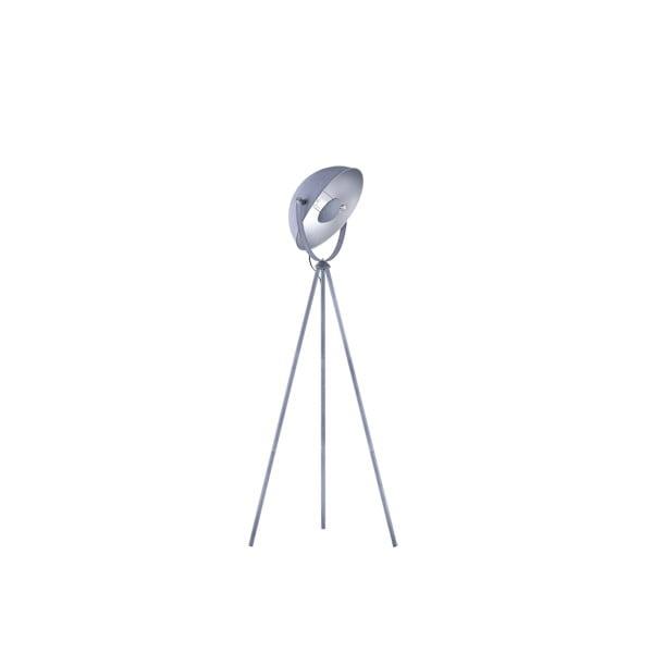 Chewy szürke fém állólámpa, magasság 160 cm - Trio