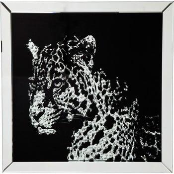 Tablou în ramă Kare Design Leopard