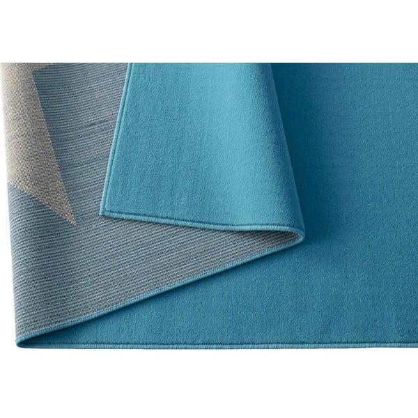 Světle modrý koberec Hanse Home City & Mix, 140x200cm
