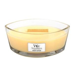 Lumânare parfumată WoodWick, aromă de prăjituri, 50 de ore