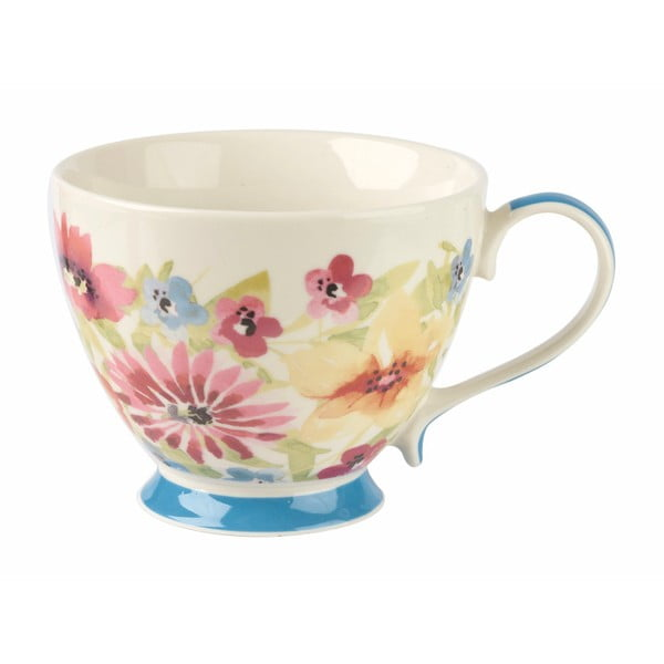 Kubek z porcelany Churchill China Couture Petal Springfield, 415 ml