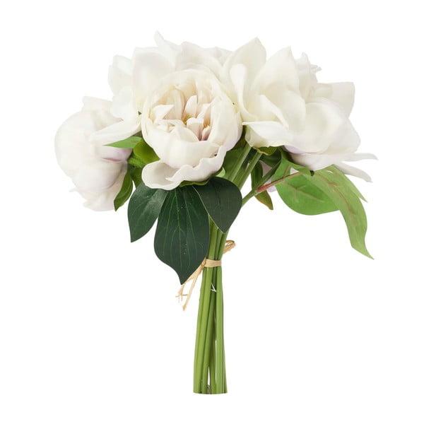 Umělá květina White Bouquet