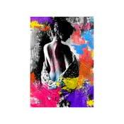 Tablou Gânditoarea, 45 x 70 cm