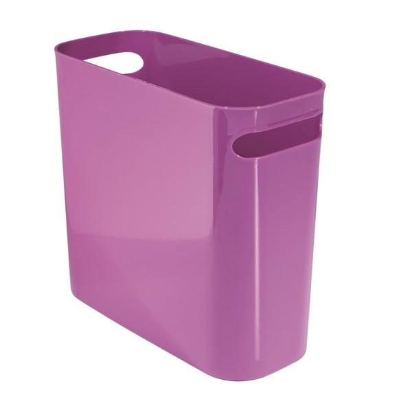 Úložný koš Una Purple, 28x16 cm