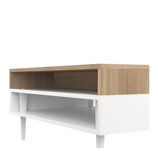Konferenční stolek s deskou v dekoru dubu TemaHome Horizon
