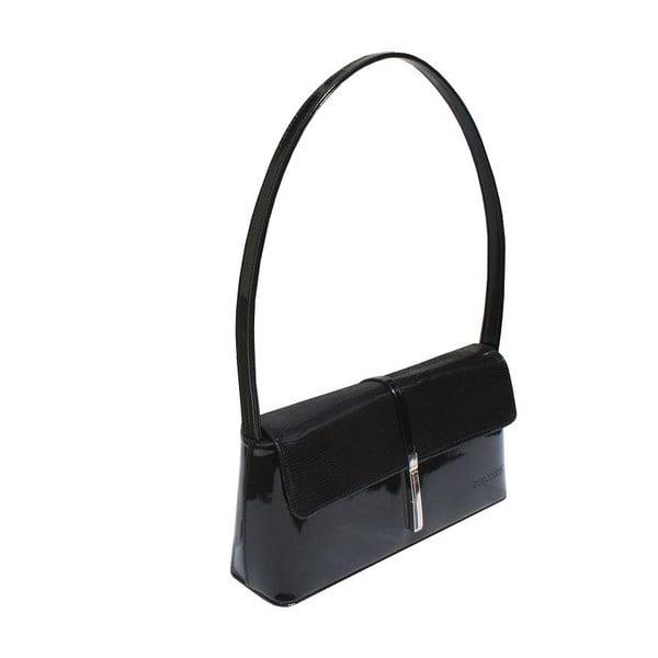 Kožená kabelka/psaníčko Boscollo Black 2392