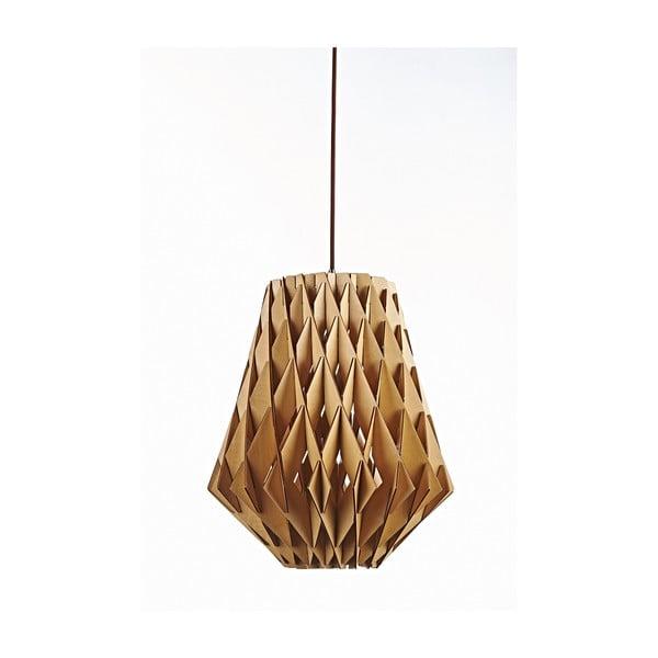 Závěsné stropní svítidlo GRADE, dřevěné