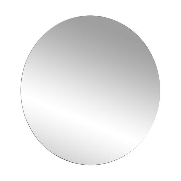 Okrúhle nástenné zrkadlo s antracitovosivým rámom Germania Lesina